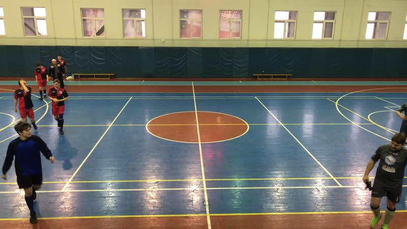 Академия Котина-ФК АСВ 23.02.19 (4:2)