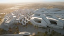 Zaha hadid architects releases video of king abdullah petroleum studies research centre