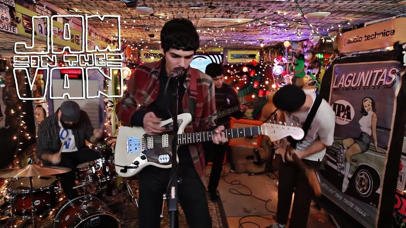 JURASSIC SHARK - Arrowhead (Live at JITV HQ in Los Angeles, CA 2018) JAMINTHEVAN