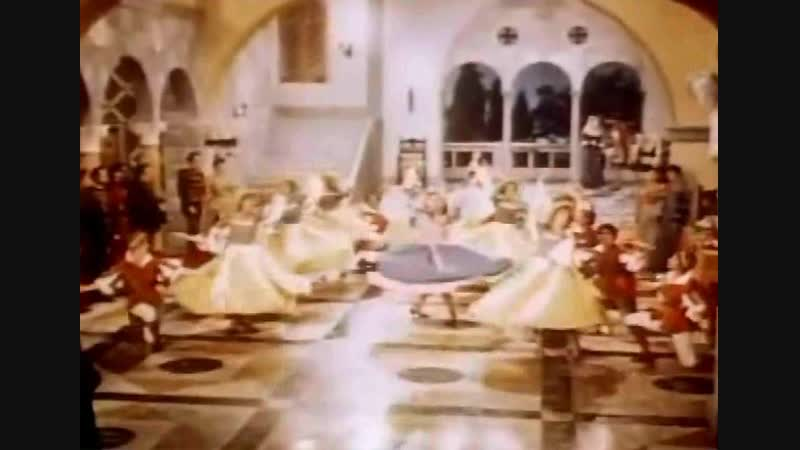 Verdi - Rigoletto Трагедия Риголетто 1954