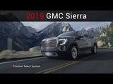 Компания GMC выпустила обновленный легендарный пикап Sierra.