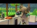 Семейство слонов. Мультфильм Студии анимации ДШИ Центр