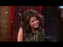 Selena Gomez on Live With Regis Kelly 1st December 2010