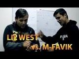Lil West vs. M-Favik &amp Emi-B дар Фристайл (Madina Tajik)