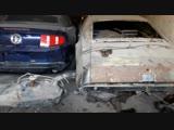 Oldsmobile Tornado 66 and Buick Skylark 53