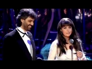 Sarah Brightman & Andrea Bocelli - Time to Say Goodbye (1997)