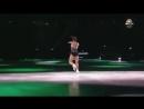 Mirai Nagasu Body Language