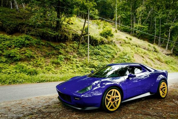 Очень редкие : Brose Stratos '2010 (New Lancia Stratos )