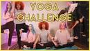 Sweet California - Yoga Challenge