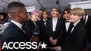 BTS Share Their Dream Collaboration Stars… You Won't Believe Who! | Access