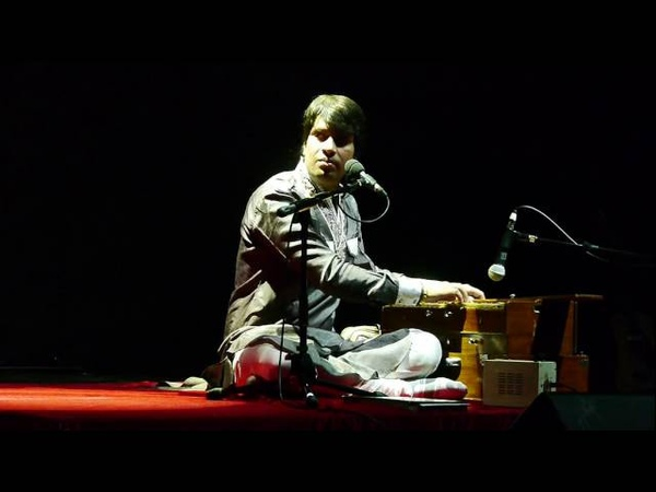 Raag Marwa by Manish Rathore (Rathore Brothers) in Shanghai (China) 2015