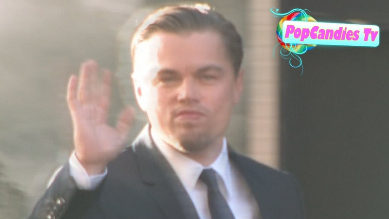 Leonardo DiCaprio at Inception Premiere in Hollywood