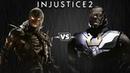 Injustice 2 - Пугало против Дарксайда - Intros Clashes (rus)