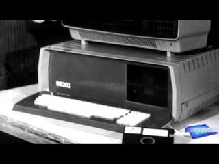 Старый компьютер ссср (Не моё видео)