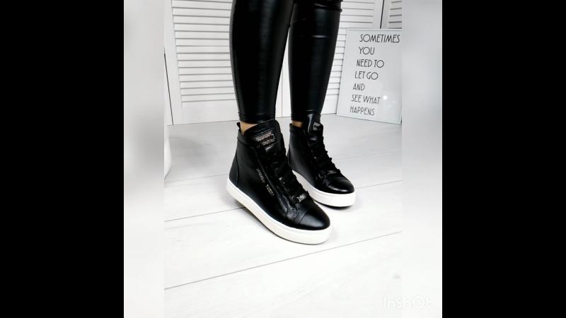 Стильные ботинки PP /1