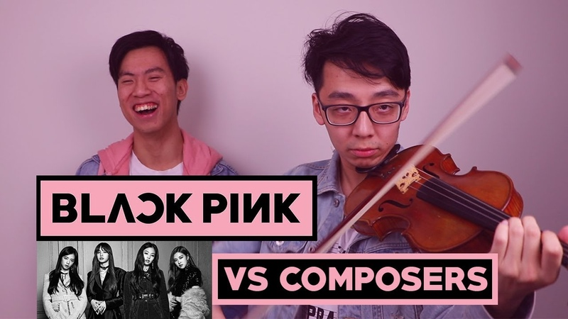BLACKPINK DDU-DU DDU-DU (in 6 Classical Composer Styles)