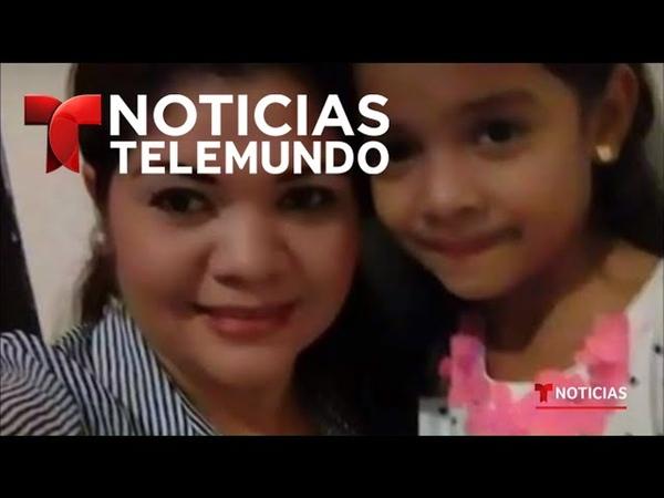 El llanto desconsolado de niños separados de sus padres en la frontera Noticiero Telemundo