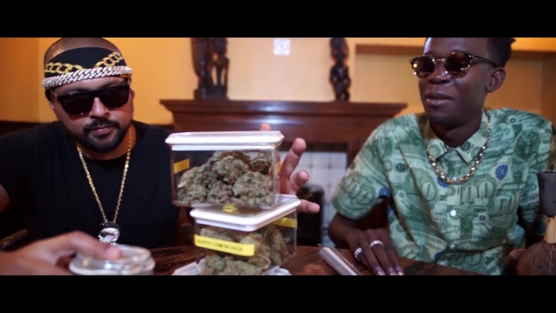Chi Ching Ching ft. Sean Paul - Weed Problems (Official Video)