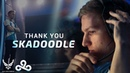 Thank you Tyler Skadoodle Latham Cloud9 CS GO Reloaded Presented by the USAF