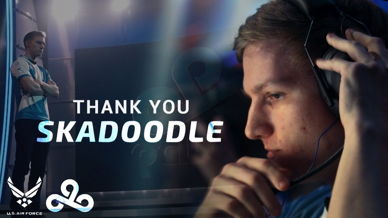 Thank you: Tyler Skadoodle Latham | Cloud9 CS:GO Reloaded Presented by the USAF