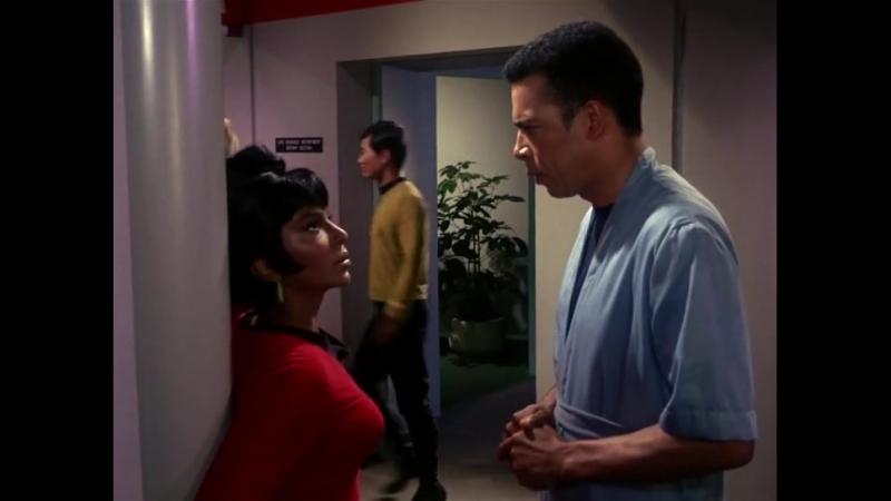 Star Trek/ Стар Трек 1 сезон 1 (1964-1967) Ловушка для человека