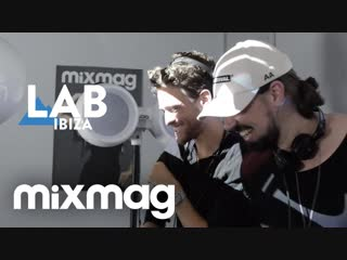 Deep House presents: SONNY FODERA b2b FRANKY RIZARDO in The Lab LDN [DJ Live Set HD 1080]