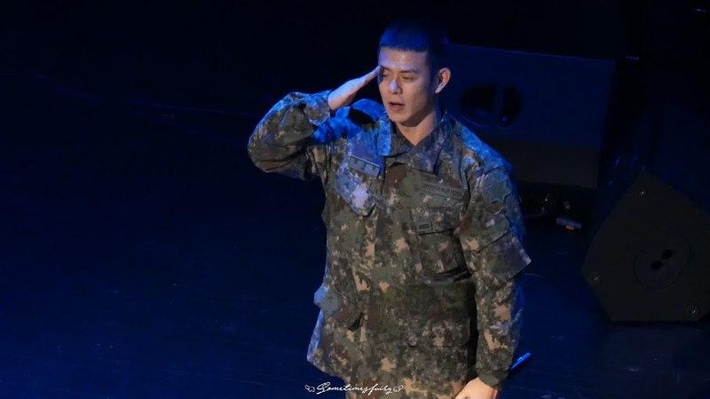 171205 빈지노 (Beenzino) 아니 일병 임성빈 Full Live @의정부예술의전당 대극장
