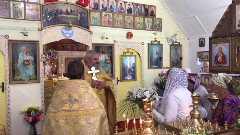 22 мая – Перенесение мощей святителя и чудотворца из Мир Ликийских в Бар_720p 018
