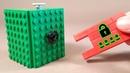 Как сделать Карточный Сейф из ЛЕГО