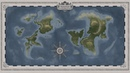 Timelapse Fantasy World Map for D D in Photoshop