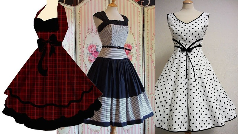 Multi Color Stylish Short Dress Design Images Photos Collection | Latest Frock Design Pictures