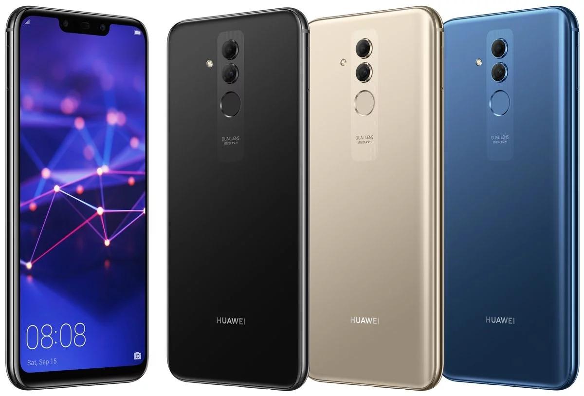 Huawei Mate 20 Lite: цена в России, дата выхода, характеристики