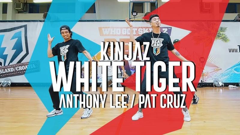 WHITE TIGER I KINJAZ CLASS Anthony Lee Pat Cruz I WhoGotSkillz Beat Camp 2018