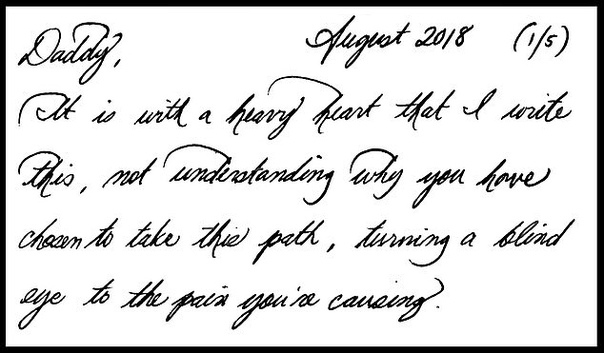 «Пожалуйста, остановись»: Отец Меган Маркл «слил» прессе письмо дочери В своем послании герцогиня Сассекская умоляет отца прекратить распускать про нее и принца Гарри слухи. Отец герцогини