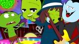 Monster Party Halloween Songs For Kids Children Videos