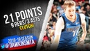 Luka Doncic Full Highlights 2018.12.04 Mavs vs Blazers - 21 Pts, 9 Rebs, CLUTCH! | FreeDawkins