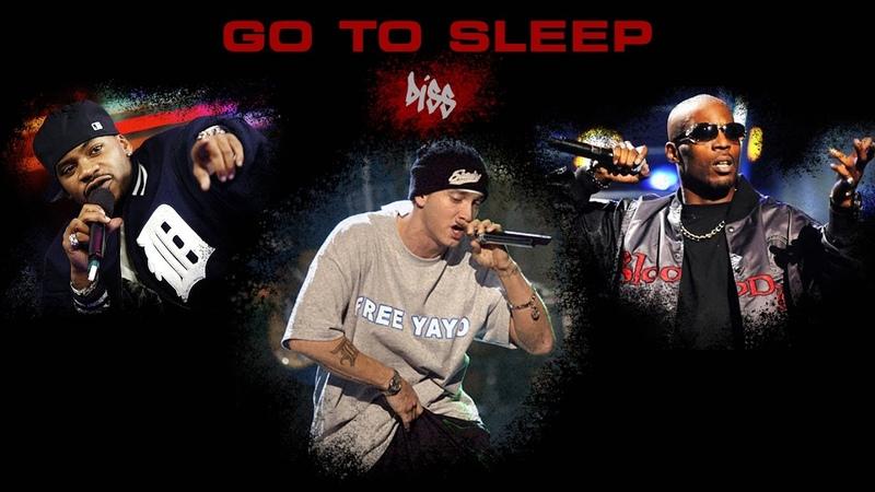 Eminem - Go To Sleep Feat. DMX Obie Trice (Ja Rule Benzino Diss Legendado)