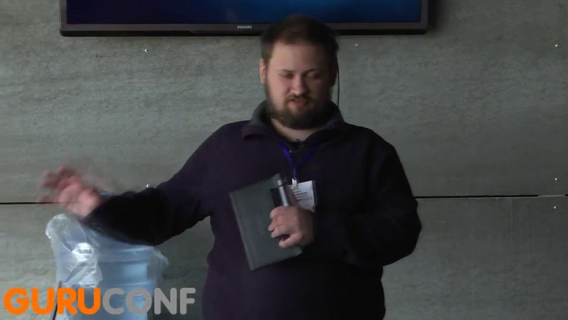 GuruConf Киев Кирилл Брагин об использовании AMP