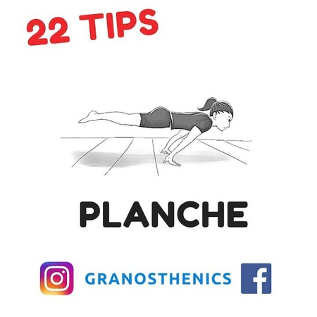 Graziano Petrella on Instagram 22 Esercizi per la Planche principalmente complementari usando muro Loopband parallettes box panchette e alt