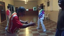UNICAPOEIRA Meia Lua/56 Anos. Clube Cultural Tiguera. M. Polêmico, Antônio, Francisco. Tr. 06jun18