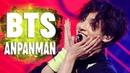 BTS - Anpanman (Русский кавер от Jackie-O)