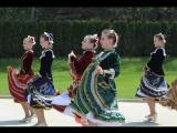 Казачий танец. Детский образцовый хореографический ансамбль
