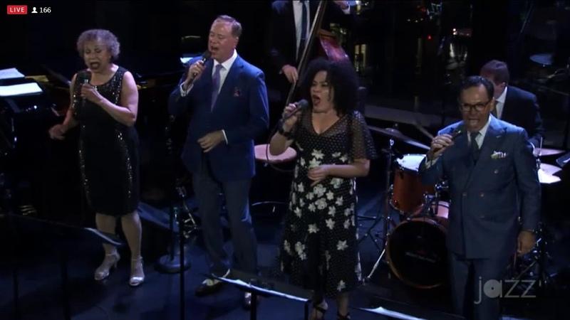 LIVE - Kurt Elling and Friends Celebrate Jon Hendricks 2018