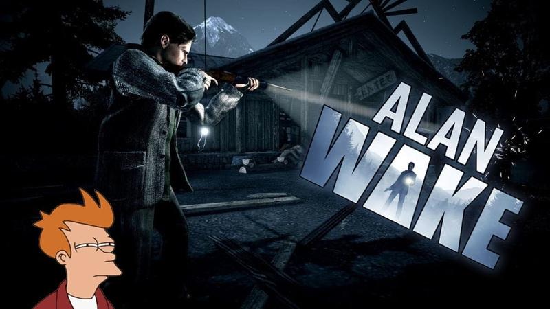 Не страшно... Alan Wake эпизод 2 | Прохождение, обзор, летсплей