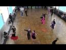 фрагмент соревнований по танцевальному спорту в ДК Современник (08.04.2018)