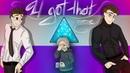 Detroit | U got that (meme) [Connor x Hank, *RK900 x Hank?*] !Thanks for 3k!