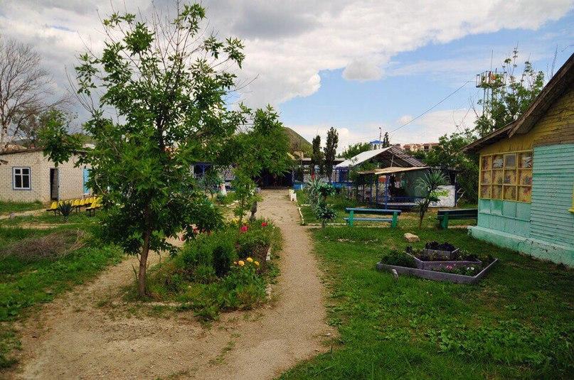 Кемпинг Химик. Крым, Коктебель