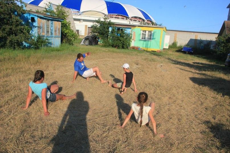 Кемпинги в Крыму. Химик. Коктебель