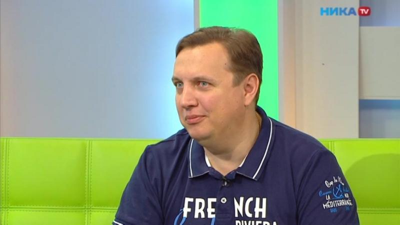 Павел Титов - пилот-воздухоплаватель