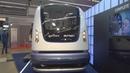 Altran 2getthere GRT autonomous shuttle Bus Exterior and Interior